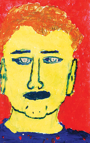 self portrait image 01